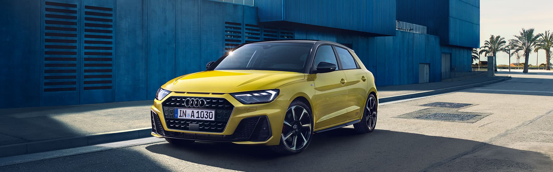 The New A1 Sportback Audi South Africa New Audi A1 Models Audi