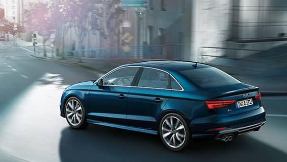 Audi A3 Sedan >> The New Audi A3 Sedan Audi South Africa A3 Audi South
