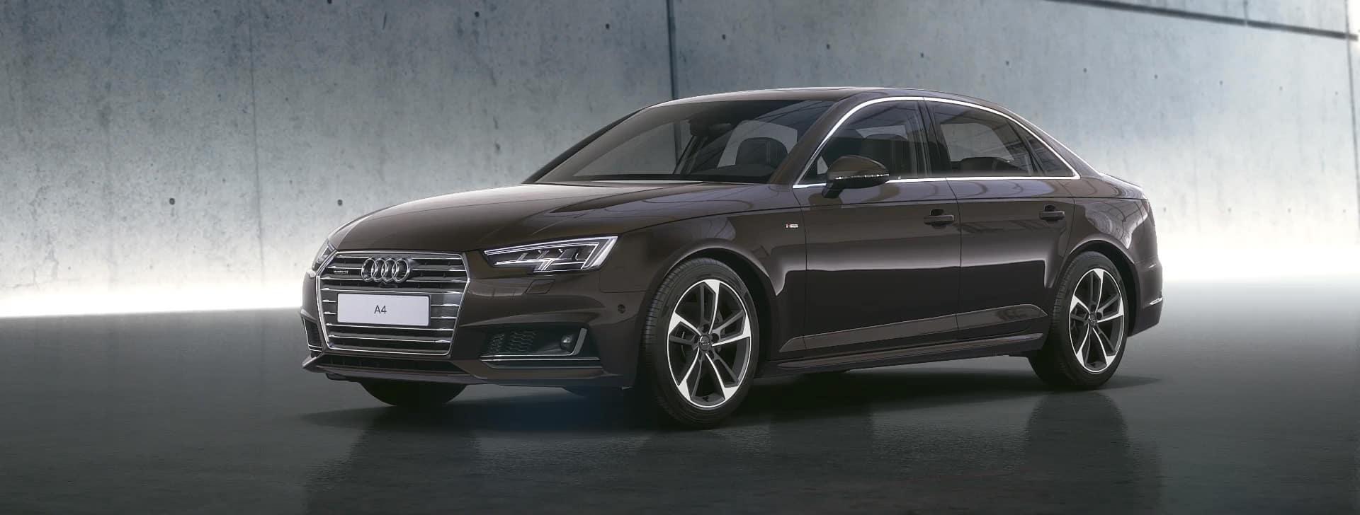 New Audi A4 Sedan Audi Sa A4 Home Audi Sa