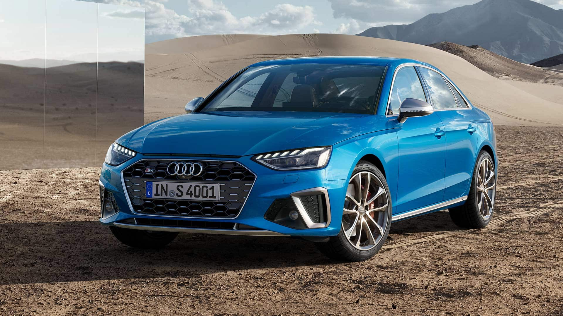 S4 Sedan 2020 A4 Audi South Africa Home