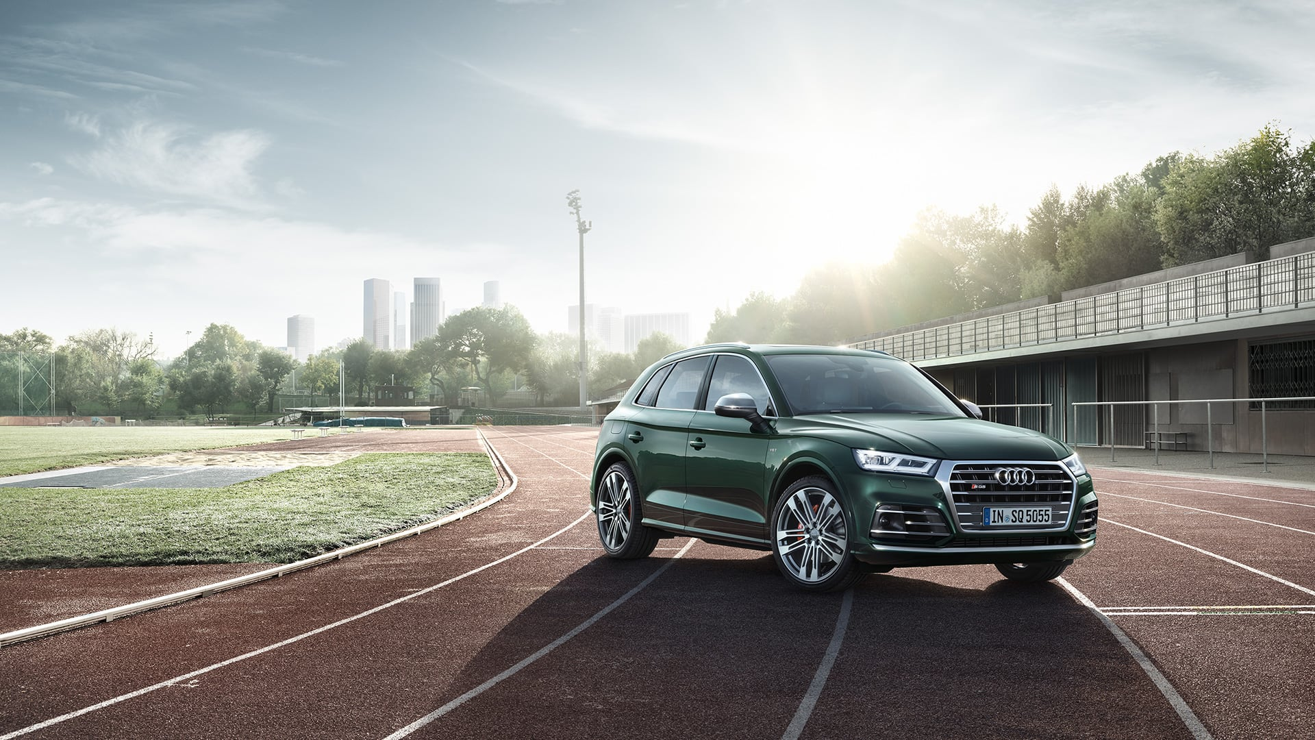 Audi SQ5 TFSI | Layer Gallery | Audi South Africa > SQ5 ...