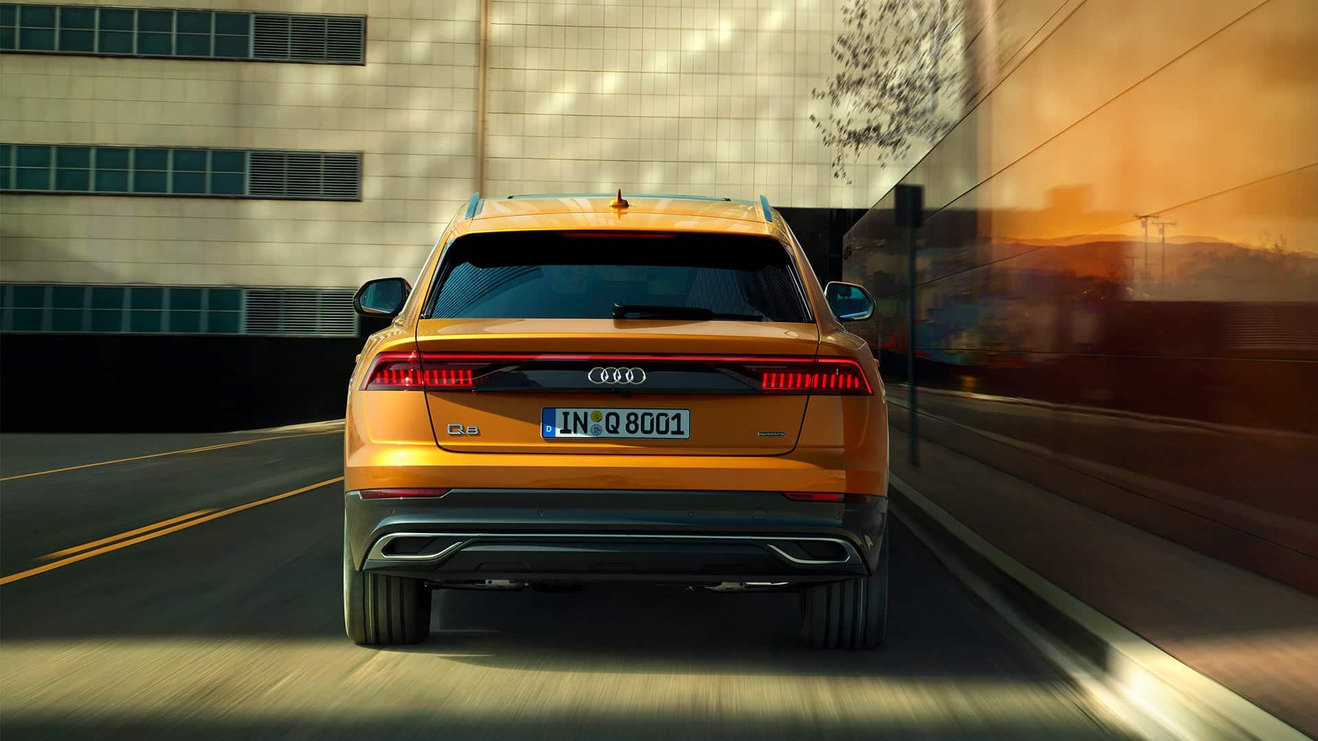 The new Q8 > Q8 > Home - Audi SA