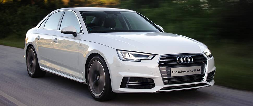 Progress Is Intense The All New Audi A Local News Layers - Audi news