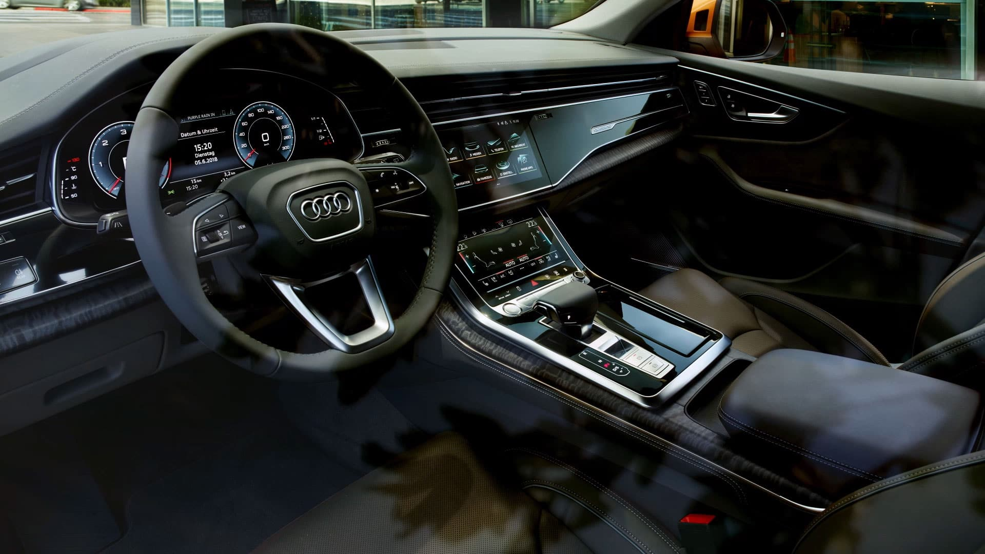 The New Q8 Q8 Home Audi Sa